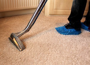 Carpet cleaning service London