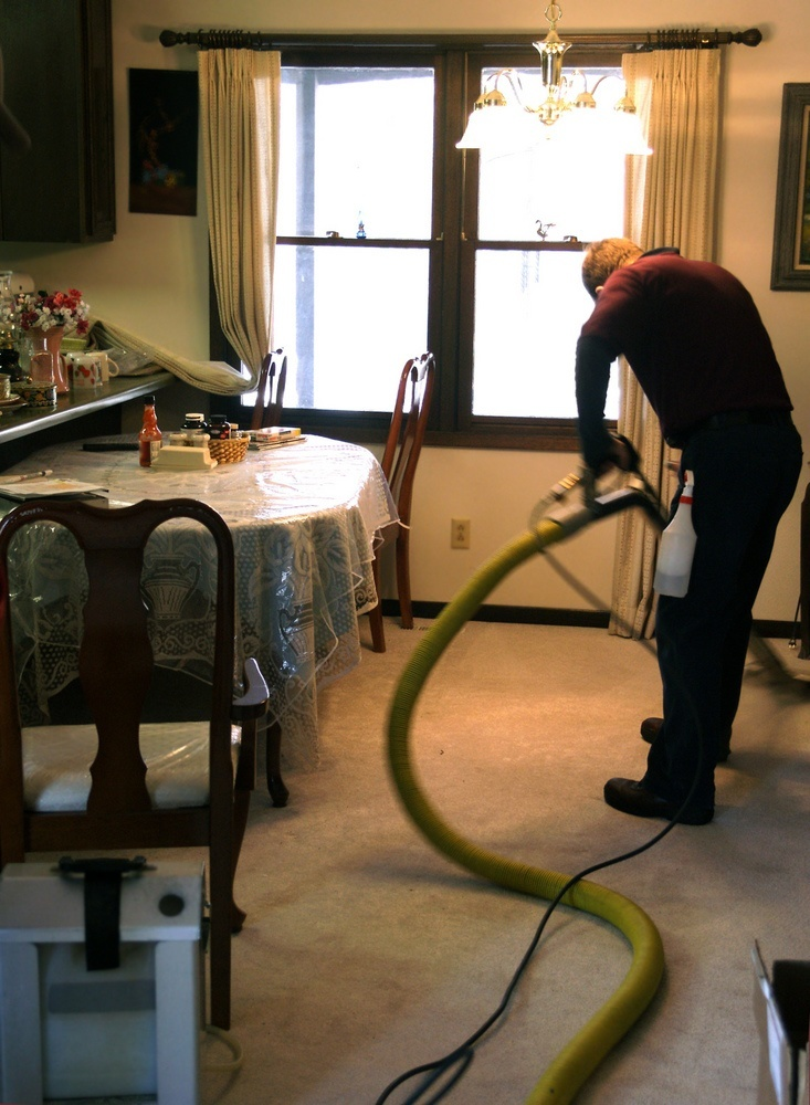 Carpet Cleaning Outside London