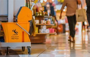 Shop Cleaning London